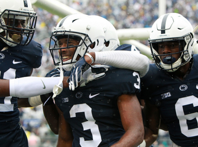 Penn State Football: DeAndre Thompkins Brings Something New To Punt Return Game